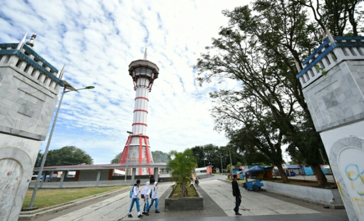 3 Taman Asyik Nongkrong Kota Bengkulu Puspita View Tower Lebih