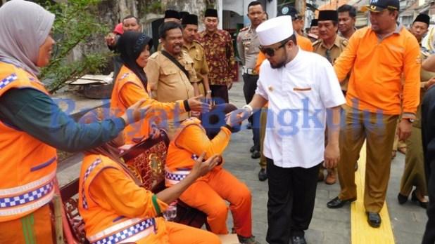 Dua Tempat Wisata Dikelola Pemkot Rakyat Bengkulu Salam Walikota Helmi