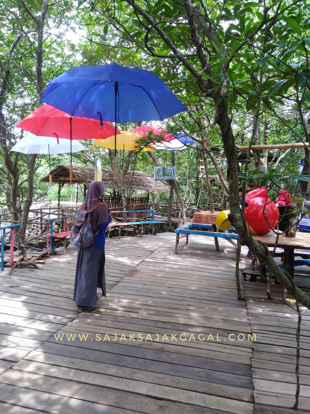Nyantai Taman Pantai Berkas Bengkulu Yuk Blog Junita Susanti Wisata