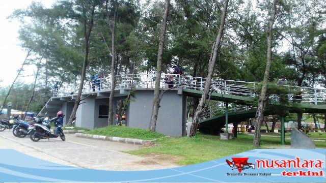 Pantai Berkas 2 Nusantara Terkini Taman Kota Bengkulu