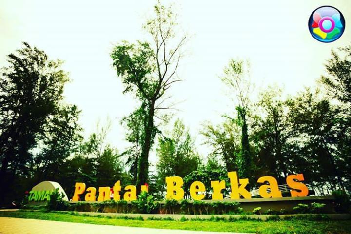 Taman Pantai Berkas Tempat Wisata Hits Kota Bengkulu Sumber Foto