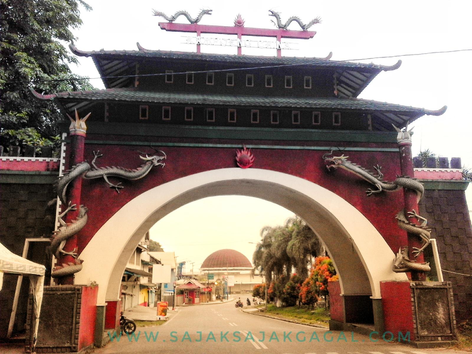 Wajah Kampung Pecinan Bengkulu Blog Junita Susanti Taman Pantai Berkas