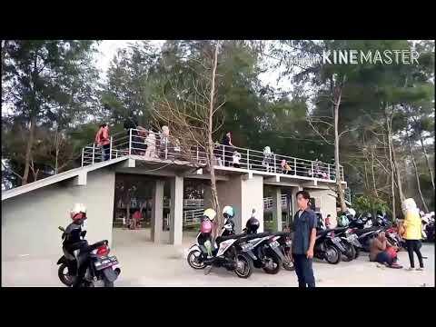 Wisata Taman Pantai Berkas Bengkulu Kota