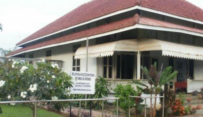 15 Tempat Wisata Bengkulu Wajib Dikunjungi Rumah Pengasingan Bung Karno