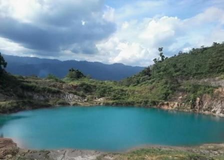 32 Tempat Wisata Bengkulu Menarik Dikunjungi Liburan Danau Lebong Tengah