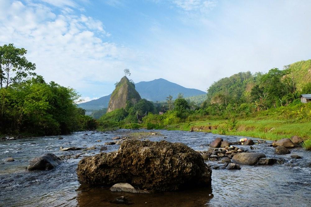 40 Tempat Wisata Indonesia Cocok Destinasi Liburan Ngarai Sianok Bukittinggi