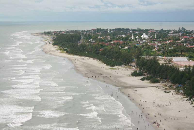 6 Tempat Wisata Liburan Bengkulu Liburkeluarga Letaknya Sekitar 3 Km