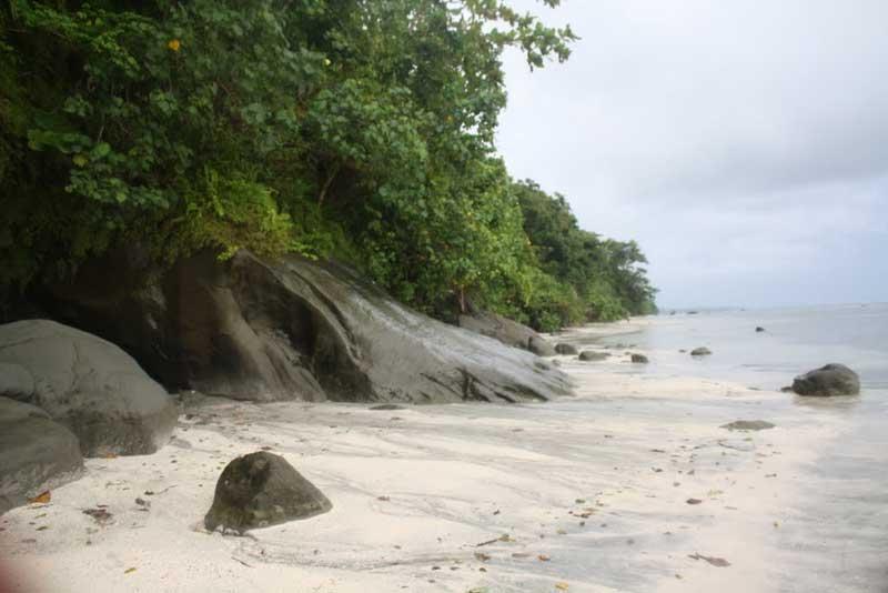 6 Tempat Wisata Liburan Bengkulu Liburkeluarga Taman Laut Sekitar Pulau