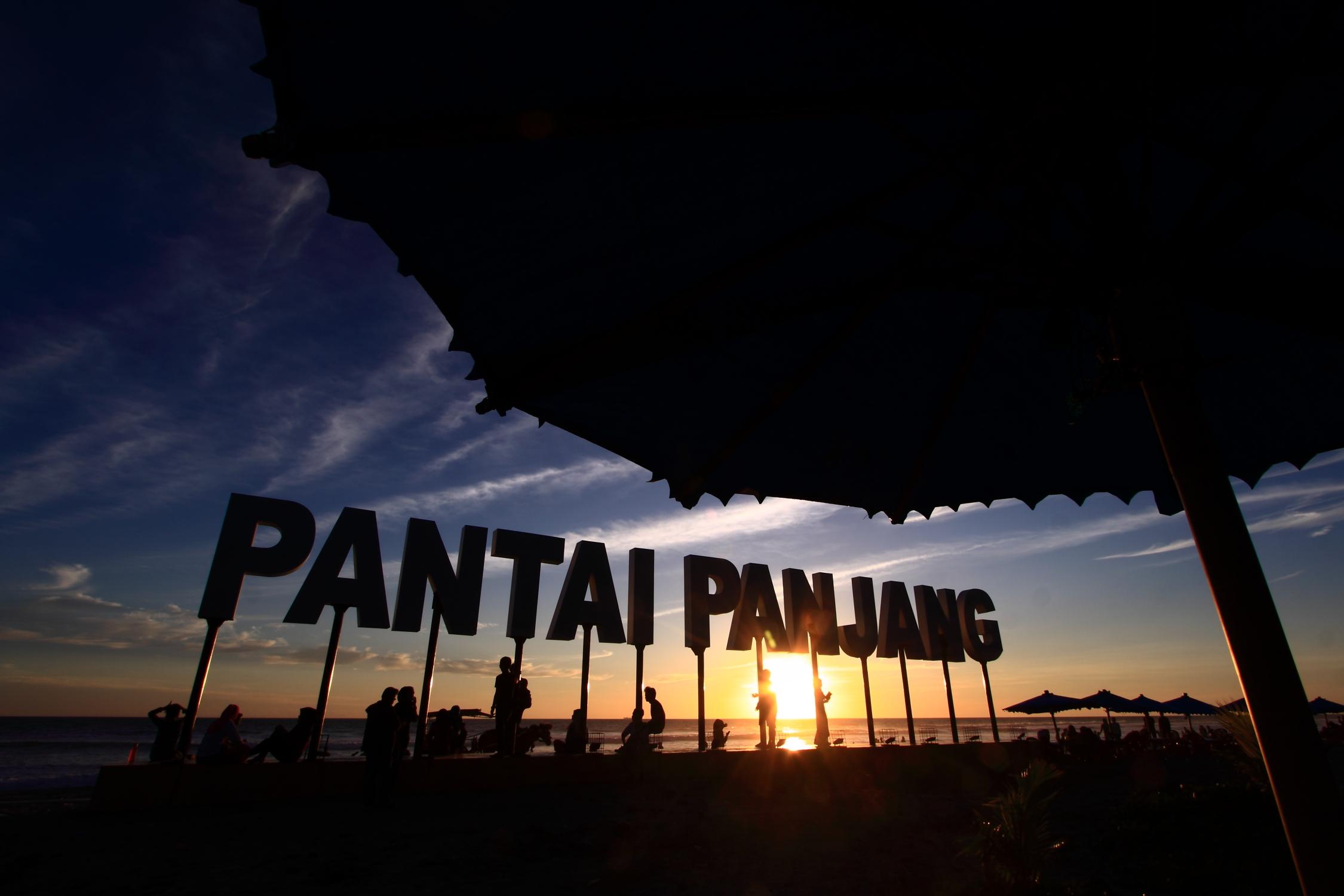 Awali 4 Wisata Bumi Raflesia Bengkulu Klikhotel Pantai Panjang Taman