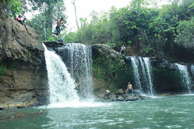 Lokasi Wisata Bukan Tempat Kenakalan Remaja Bengkuluekspress Arga Makmur Kecamatan