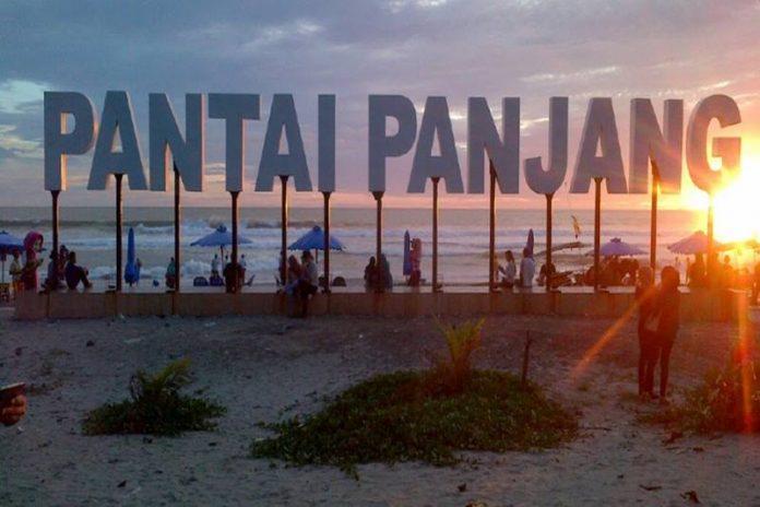 Pantai Panjang Tempat Wisata Populer Bengkulu Taman Keluarga Kota