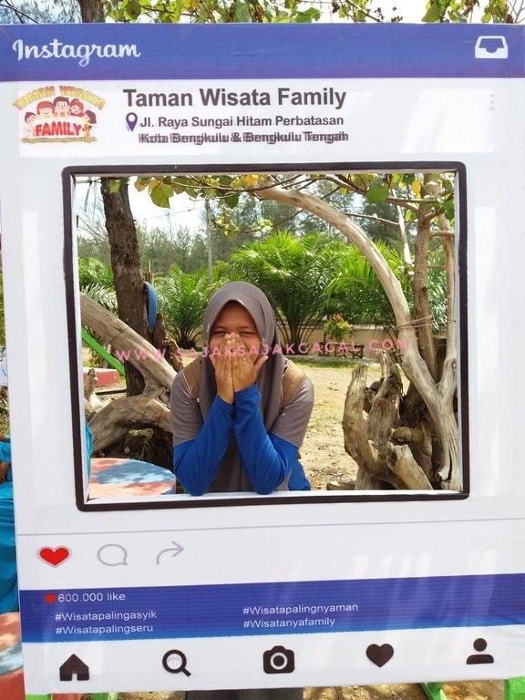Taman Wisata Family Bengkulu Blog Junita Susanti Oke Menulis Bukan