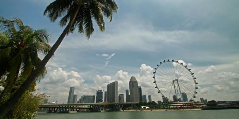 Tempat Wisata Keluarga Kuliner Singapura Kompas Taman Kota Bengkulu