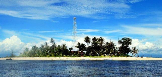 Tempat Wisata Menawan Bengkulu Eloratour Pulau Tikus Taman Keluarga Kota