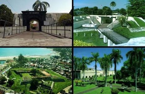 Tempat Wisata Provinsi Bengkulu Disini Benteng Terkuat Dulu Masanya Dibakar