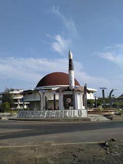Caper Touring Stop Journey De Sumatera Bumi Tugu Pers Bengkulu