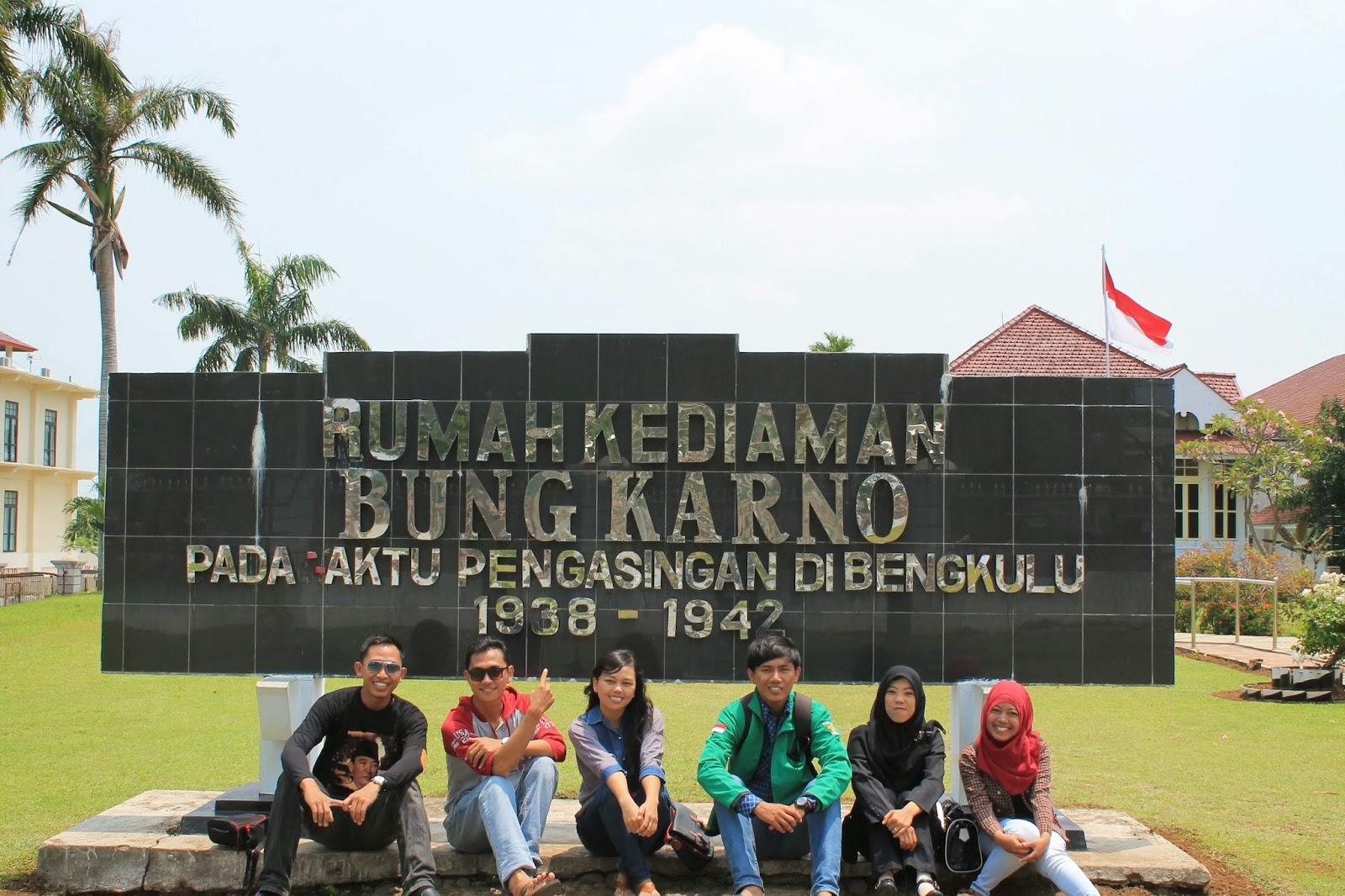 Chemistry Berbagi September 2014 Benteng Malabero Tugu Pers Bengkulu Kota