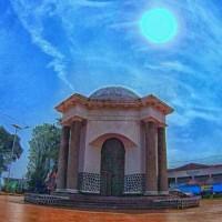 Jelajah Bengkulu Tugu Thomas Parr Malabero Kota Pers