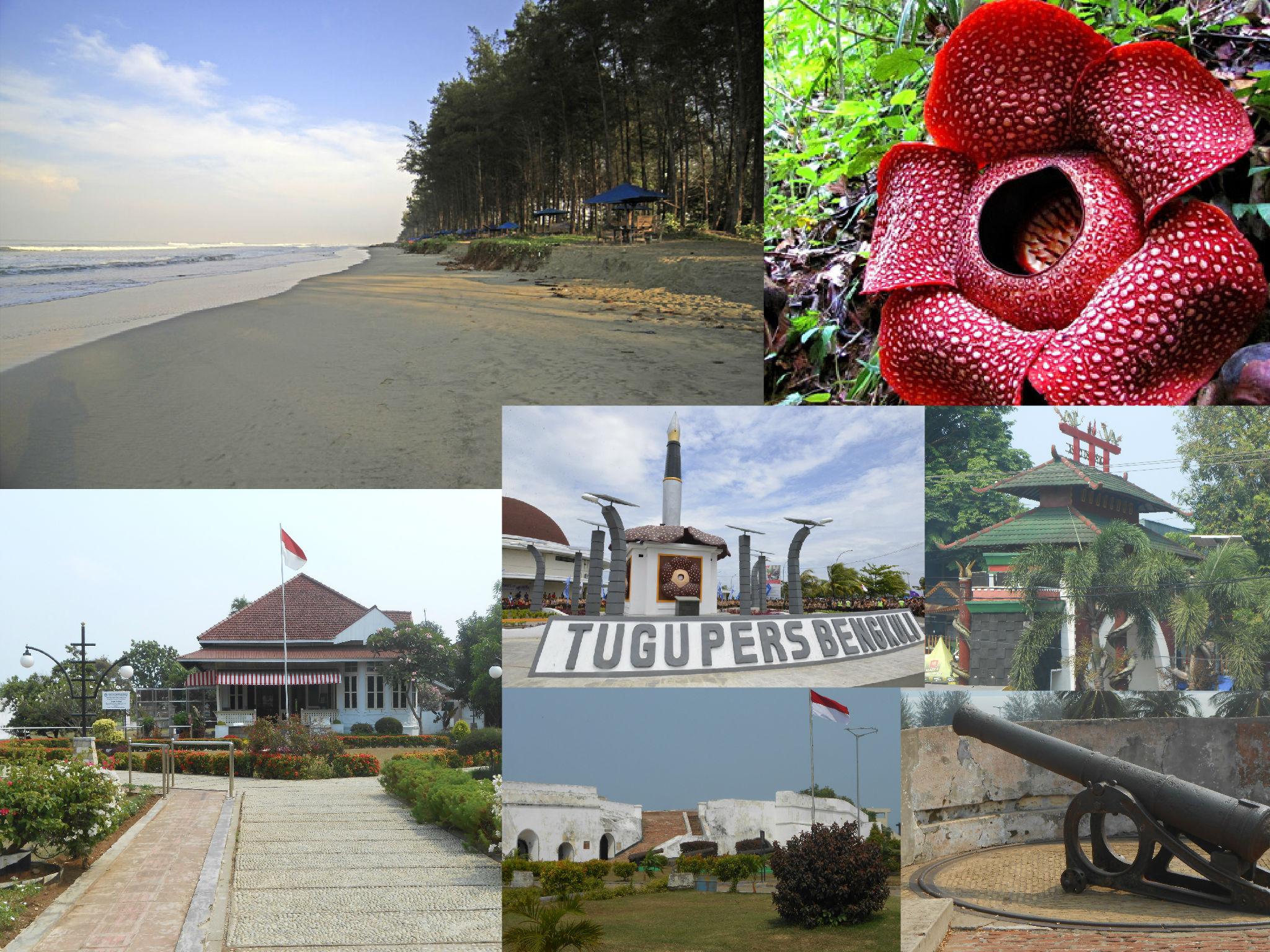 Lost Edisi Kota Raflesia Bengkulu Deantari Tugu Pers