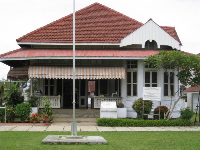 Tempat Bersejarah Bengkulu Rumah Kediaman Bung Karno Terletak Tengah Kota