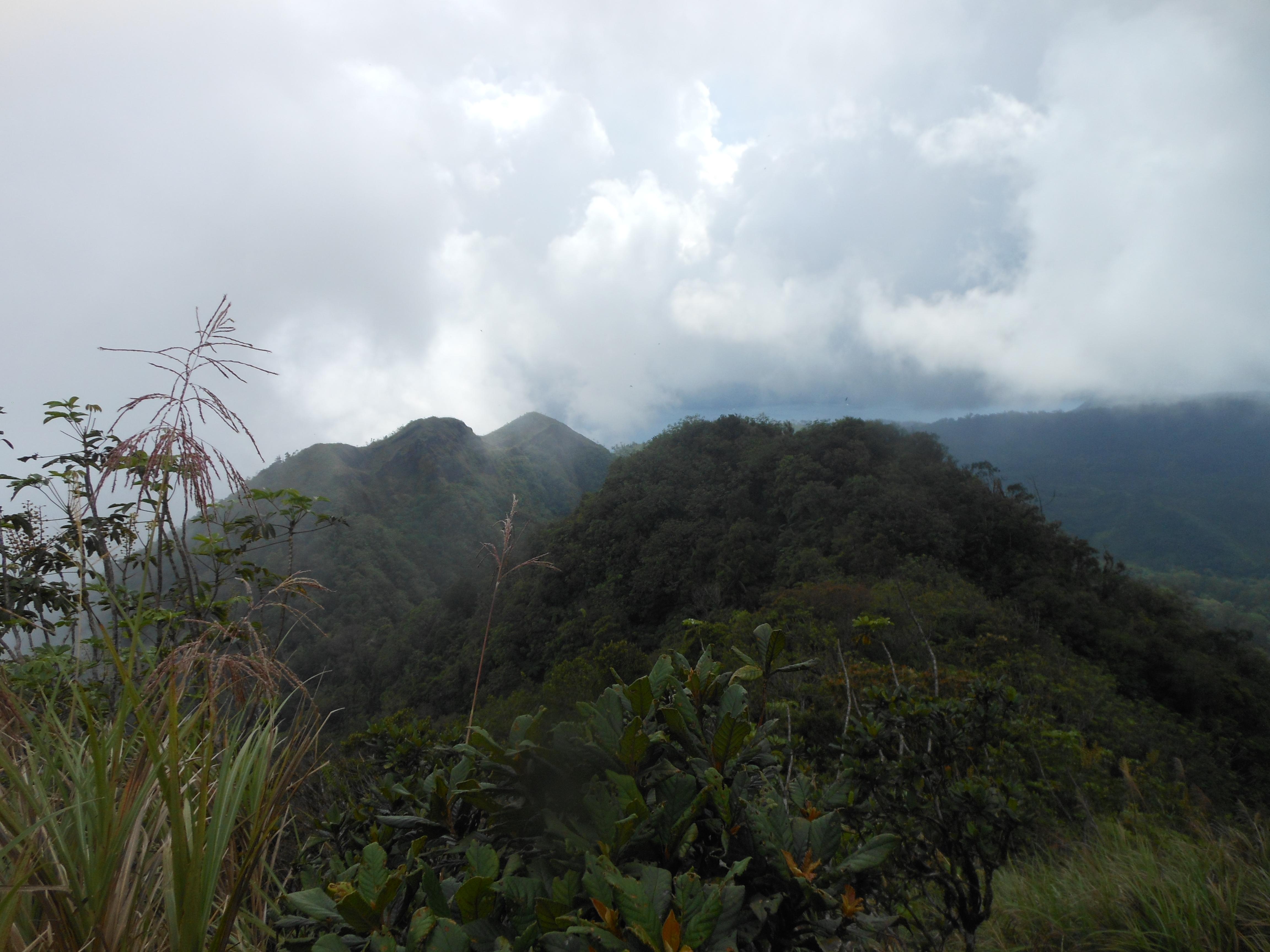 Gunung Dua Saudara Bagging Tomohon Bunaken Tangkoko 311 Duasaudara Kota