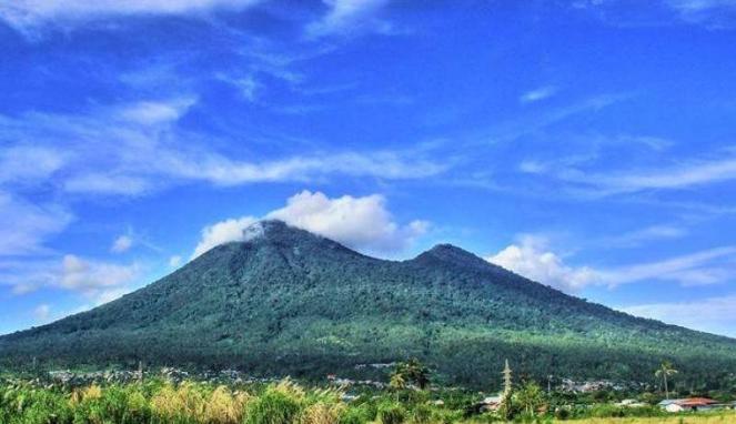 Gunung Dua Saudara Duasaudara Kota Bitung