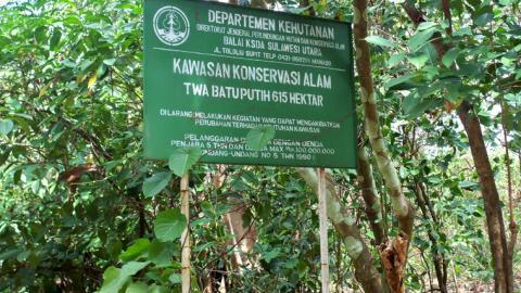 Kampung Wisata Batuputih Bitung Gunung Duasaudara Kota