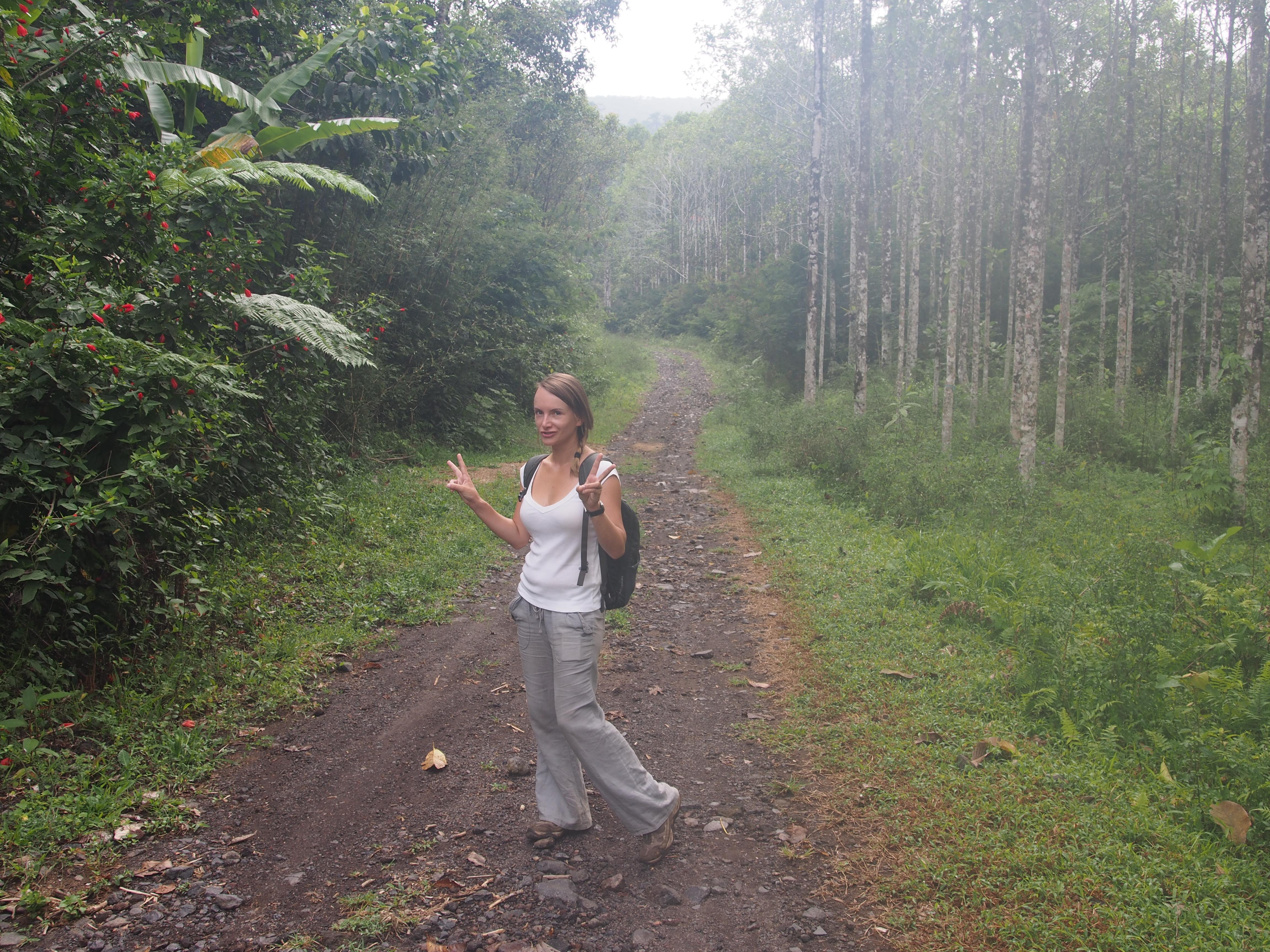 Tangkoko Batuangas Dua Saudara Nature Reserve Road Asia Gunung Mahawu