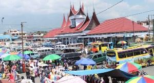 12 Tempat Wisata Bukittinggi Sumatera Barat Sekitarnya Pasar Atas Kota