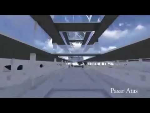 3d Design Pasar Atas Bawah Bukittinggi Youtube Kota