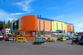 Home Wisata Kota Bukittinggi Mall Terletak Berseberangan Jam Gadang Hills