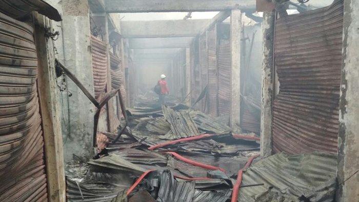 Mengejutkan Pasar Atas Bukittinggi Ludes Terbakar Musala Sama Tidak Terjamah