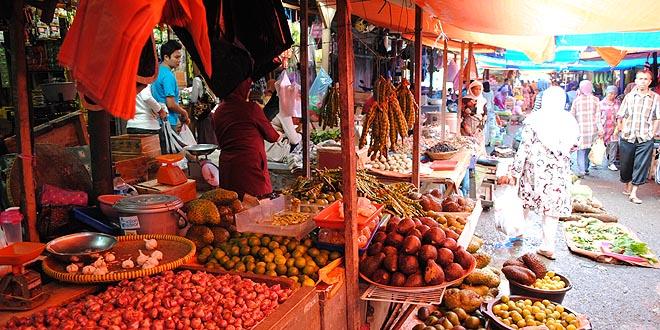 Pasar Atas Pasarbawah Paket Tour Padang Bawah Bukittinggi Kota