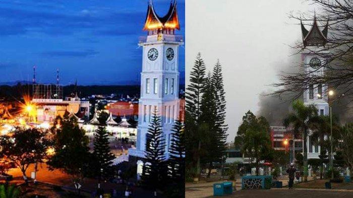 Pasar Ateh Bukittinggi Terbakar Inilah Sejarah Lahirnya Nama Atas Kota