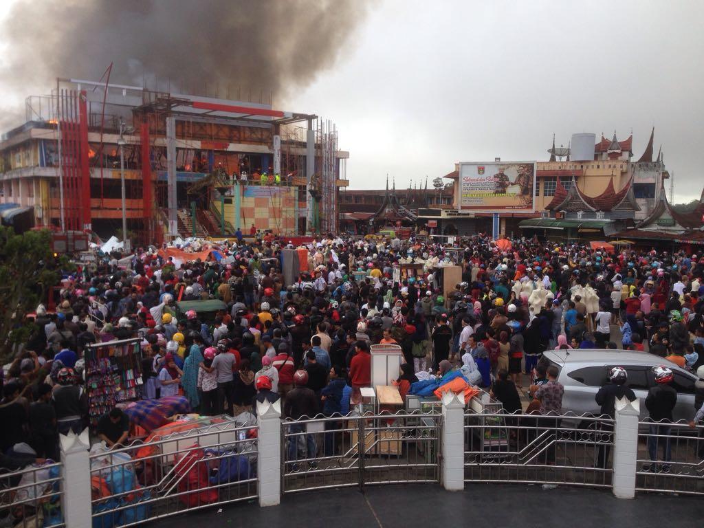 Pengamat Pembangunan Pasar Atas Bukittinggi Ditata Ulang Padangan Kota