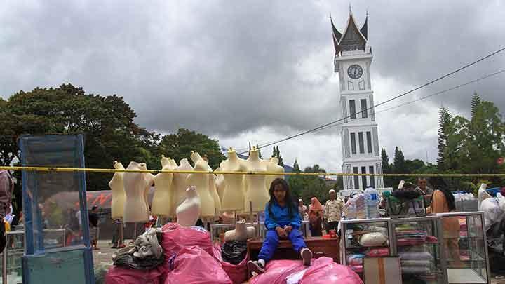 Polisi Temukan Penyebab Kebakaran Pasar Atas Bukittinggi Nasional Anak Duduk