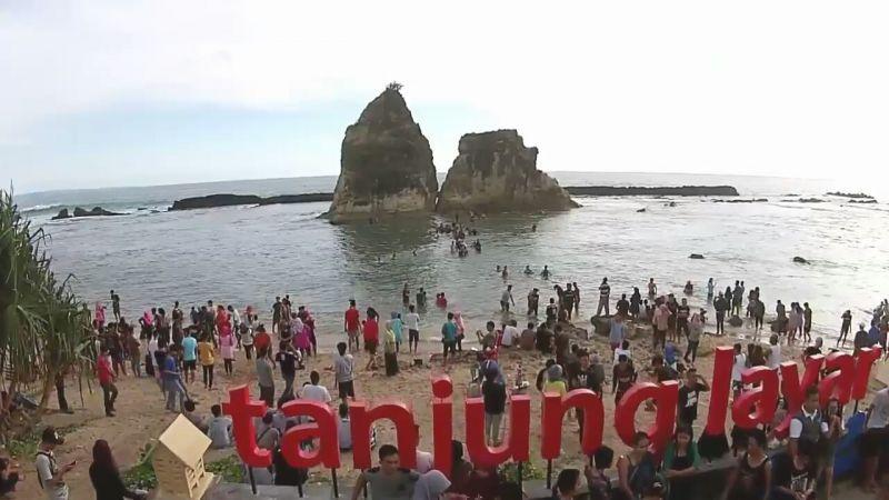 50 Wisata Banten Bisa Menjadi Tempat Tepat Waktu Pantai Tanjung