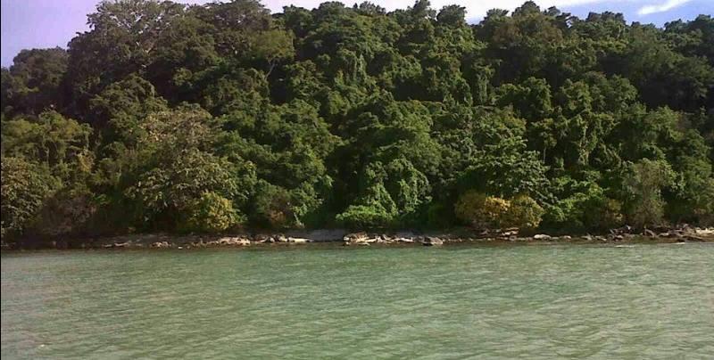 Balik Padatnya Industri Lho Keindahan Alam Kota Cilegon Pulau Merak
