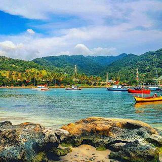 Banten Wowbanten Instagram Posts Deskgram Pulau Kecil Merak Kota Cilegon