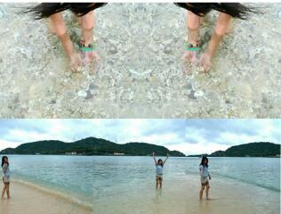 Bienvenue Dans Ma Belle Vie Escape Pulau Merak Kecil Berikut
