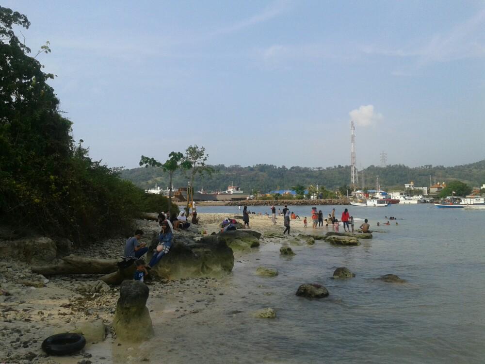Iwapi Kota Cilegon Berkunjung Pulau Merak Kecil Wisata Instansi Terkait