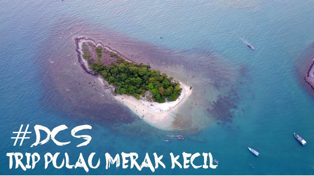 Trip Pulau Merak Kecil Cilegon Drone Serang Dcs Ngetrip Pantai