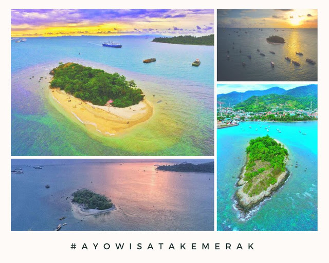 Yuk Wisata Pulau Merak Kecil News Cilegon Nc Bingung Milih