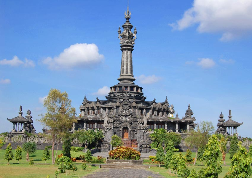 Bajra Sandhi Museum Bali Attraction Indonesia Justgola Swaratours Art Centre