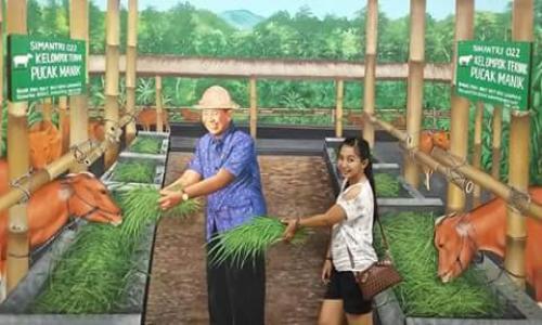 Asiknya Fotoan Museum 3d Bajra Sandhi Denpasarkota Id Renon Kota