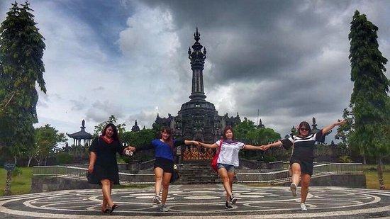 Bajra Sandhi Denpasar Sundari Bali Tour 081 238 128 654