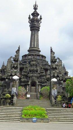 Bajra Sandhi Historical Museum Picture Renon Square Denpasar Kota