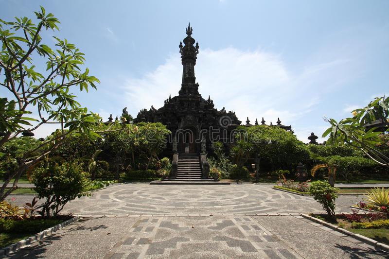 Bajra Sandhi Monument Denpasar Bali Indonesia Stock Photo Image Download
