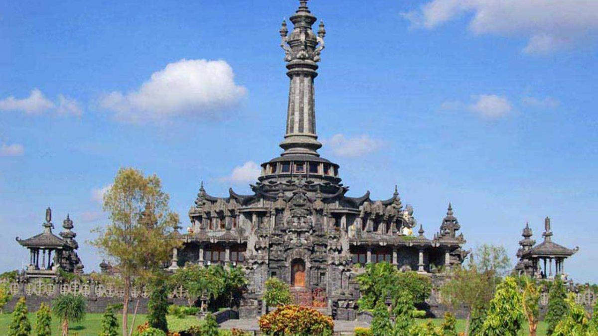 Bajra Sandhi Renon Denpasar Lokasi Wisata Bali Tujuan Monumen Kota