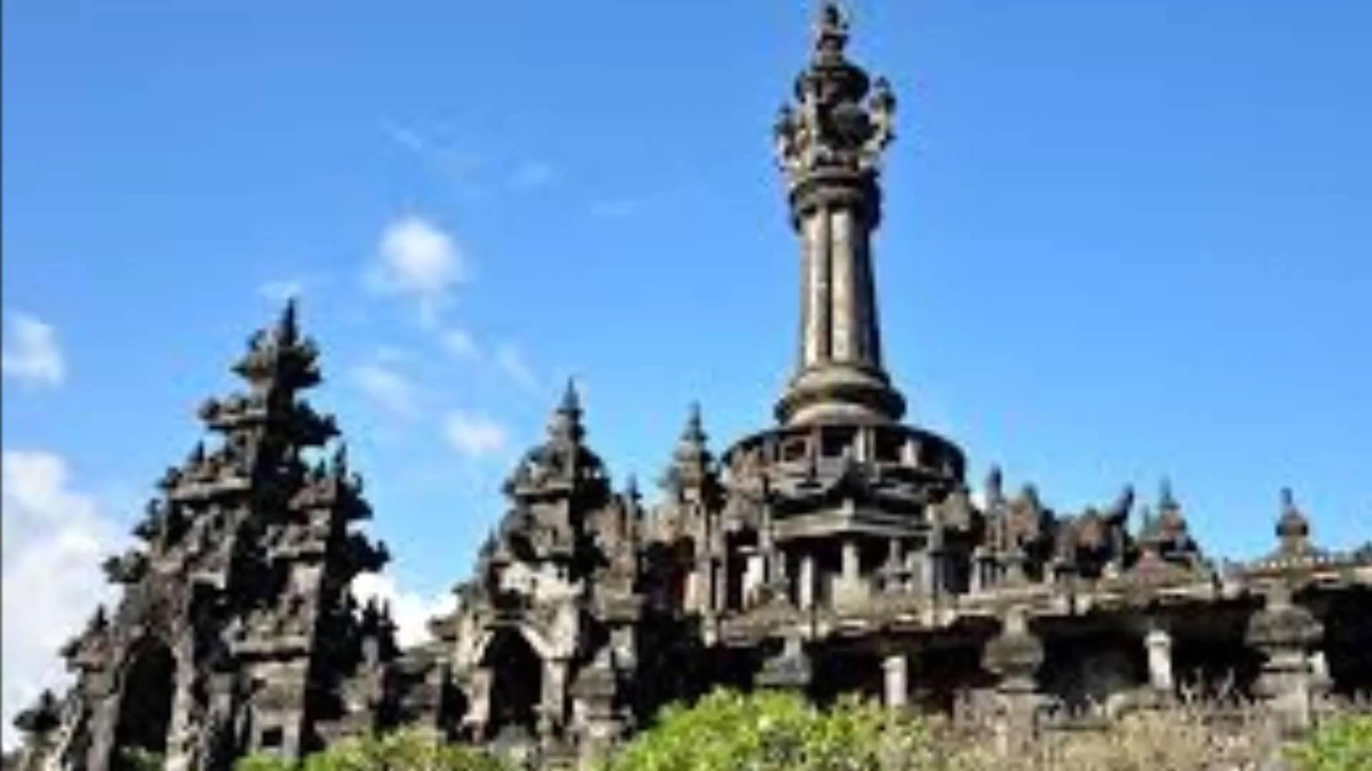 Entrance Ticket Bajra Sandhi Monument Denpasar Bali Youtube Renon Kota